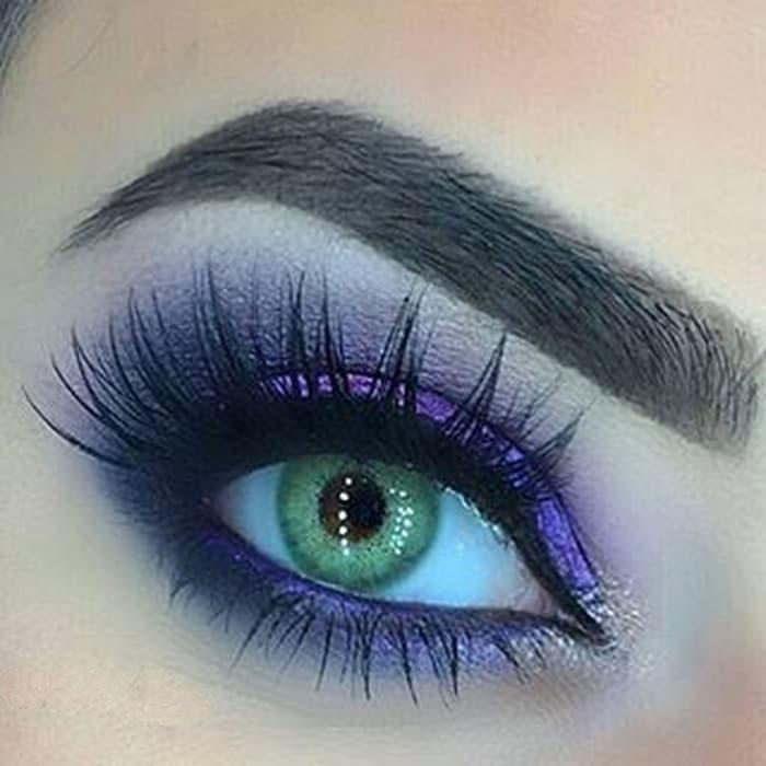 COLORED CONTACTS SWEETY BATIS GREEN - Lens Beauty Queen
