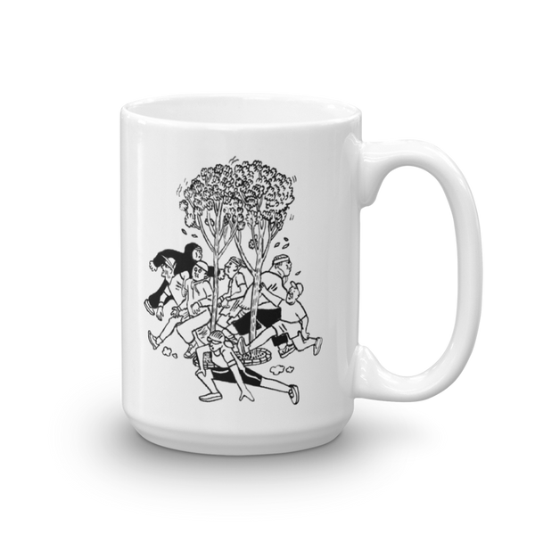 City Jogging Mug Right Handed