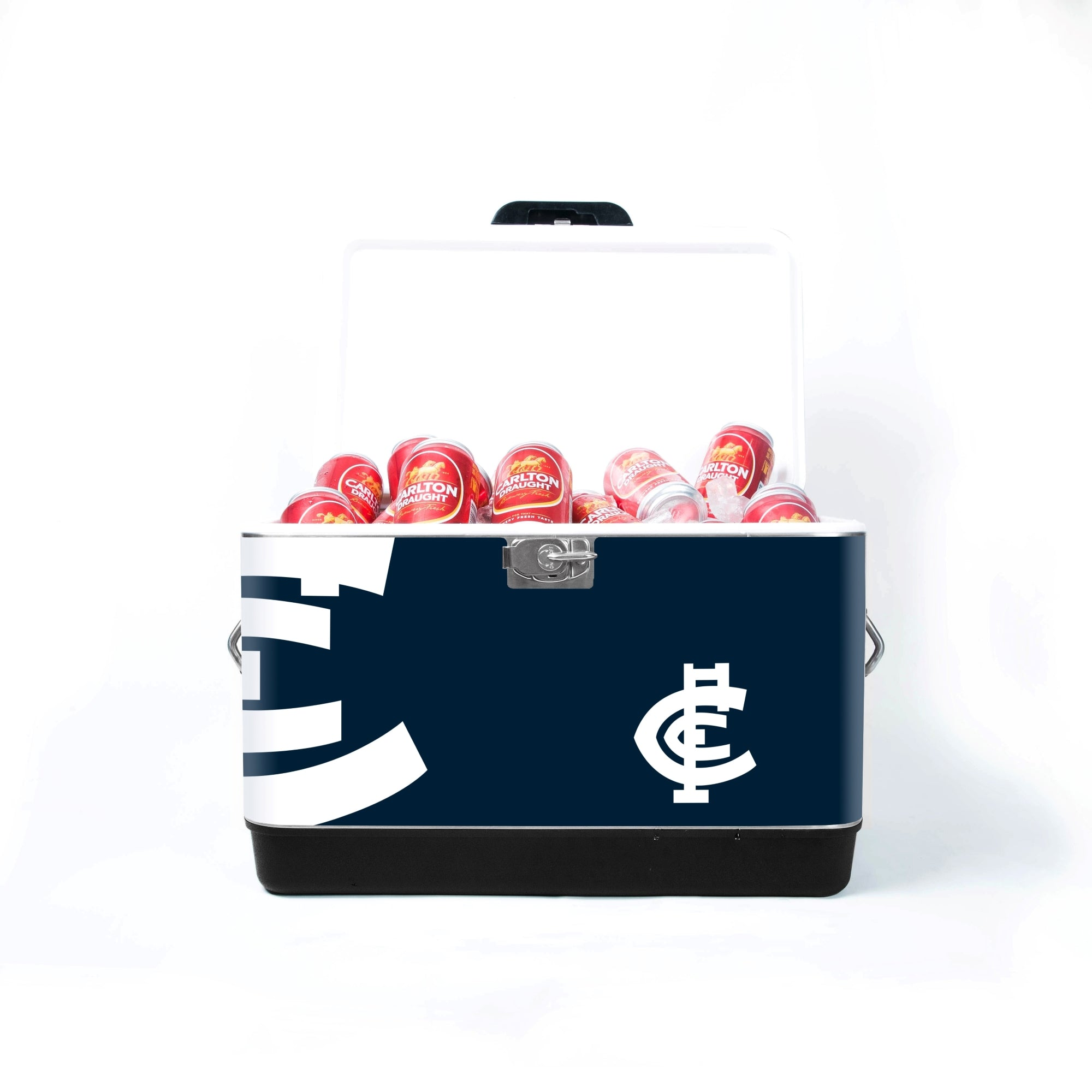 Carlton Draught x Carlton AFL Cooler