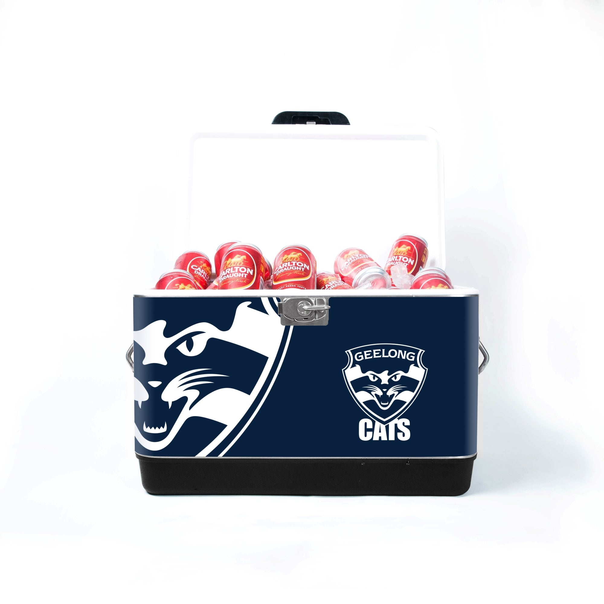 Carlton Draught x Geelong AFL Cooler