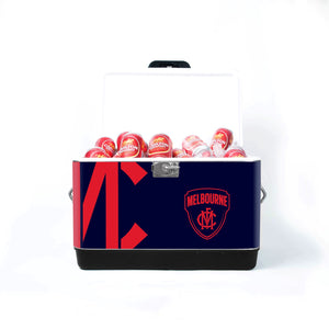 Carlton Draught x Melbourne Demons AFL Cooler