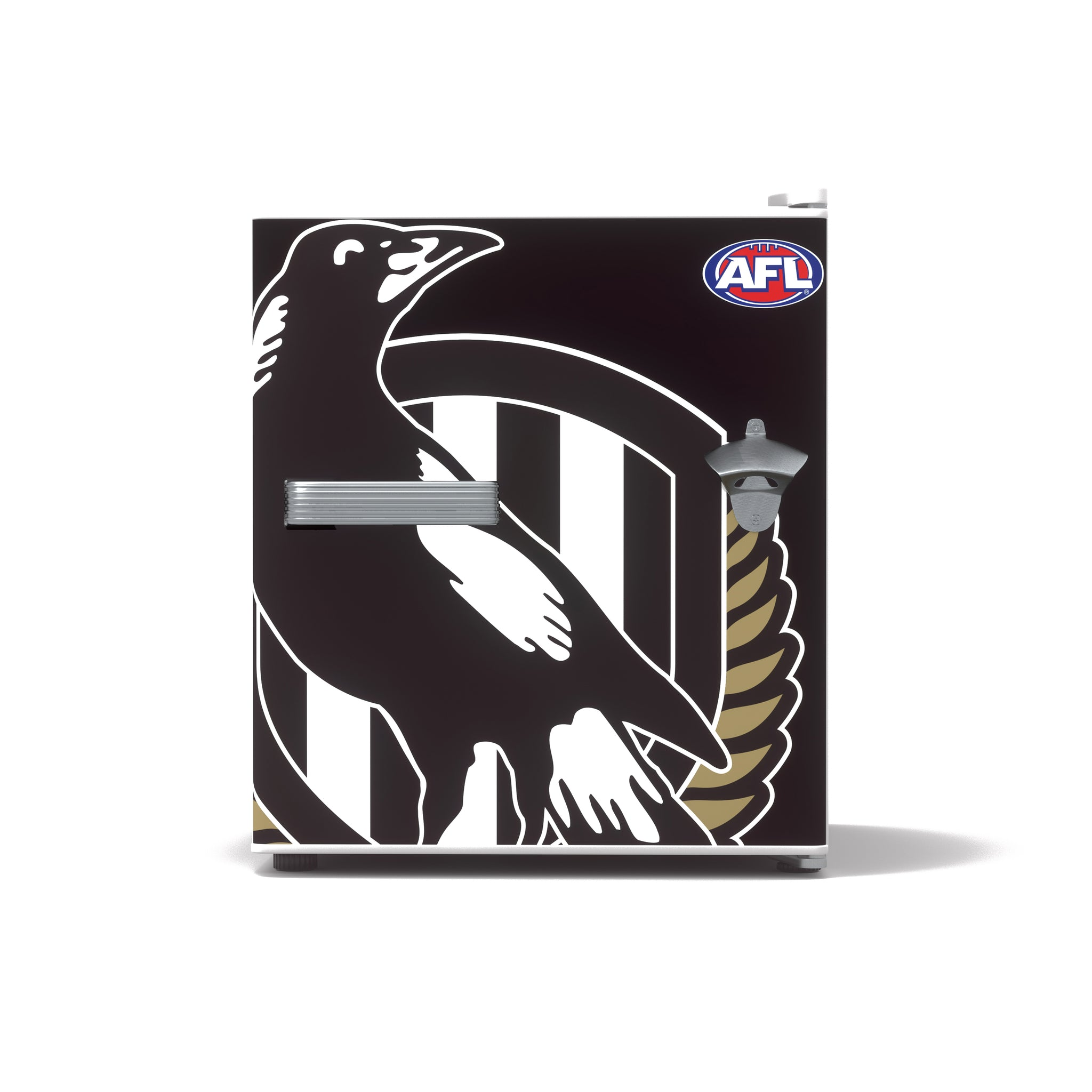 Carlton Draught x Collingwood AFL Bar Fridge