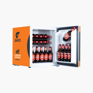 Carlton Draught x GWS AFL Bar Fridge
