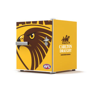 Carlton Draught x Hawthorn AFL Bar Fridge