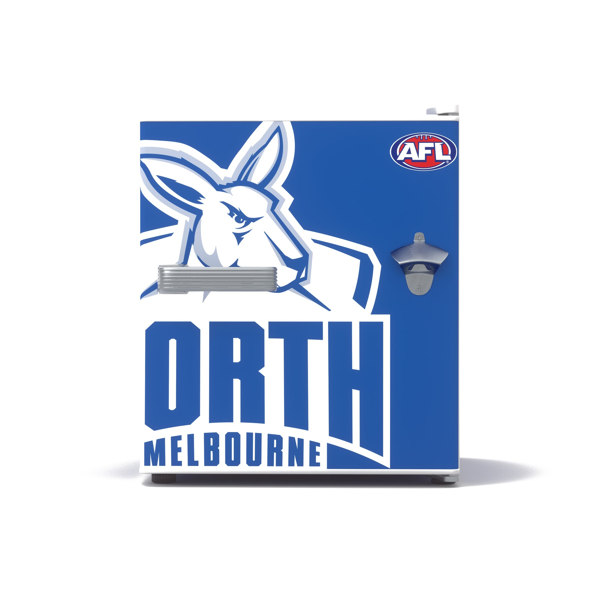 Carlton Draught x North Melbourne AFL Bar Fridge