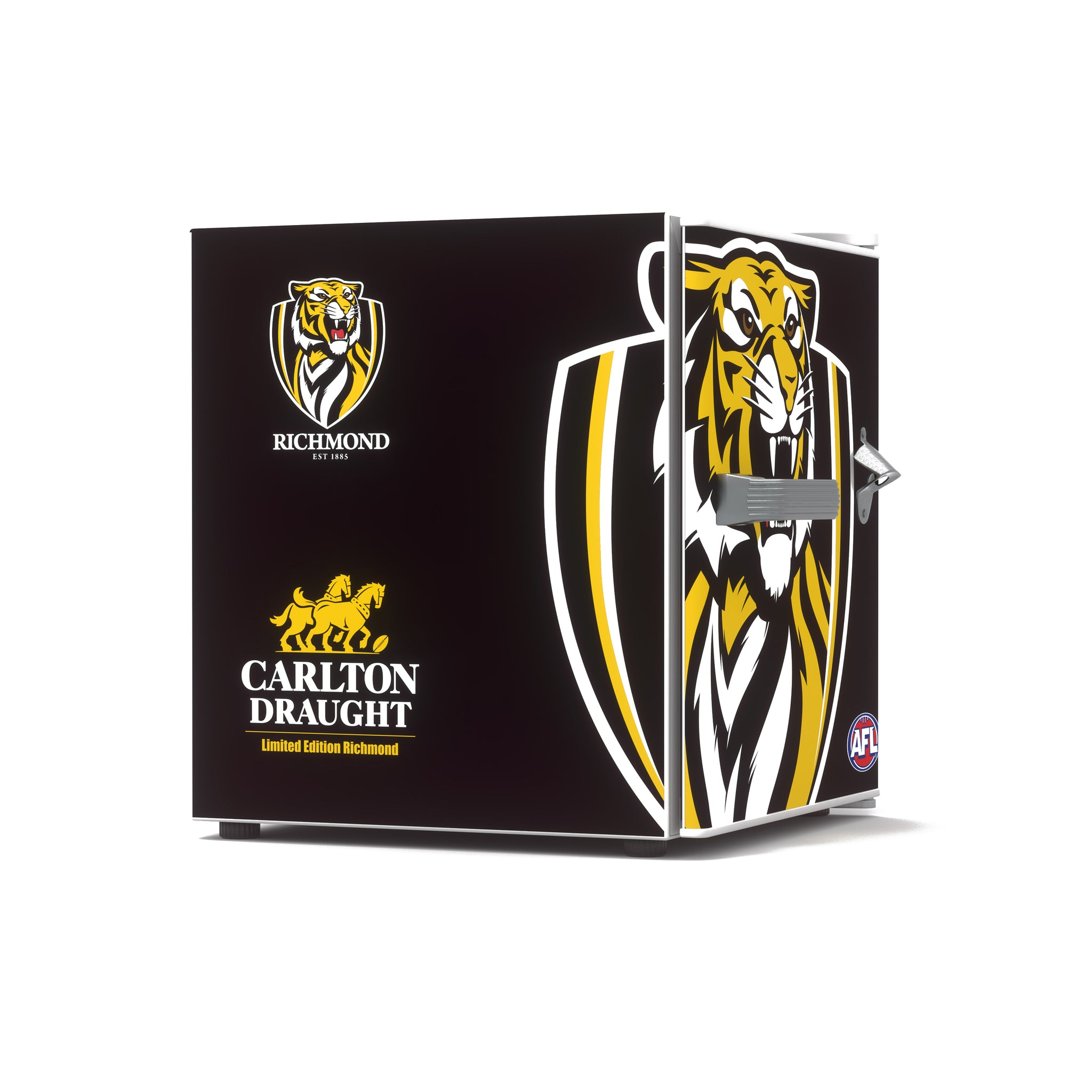 Carlton Draught x Richmond AFL Bar Fridge