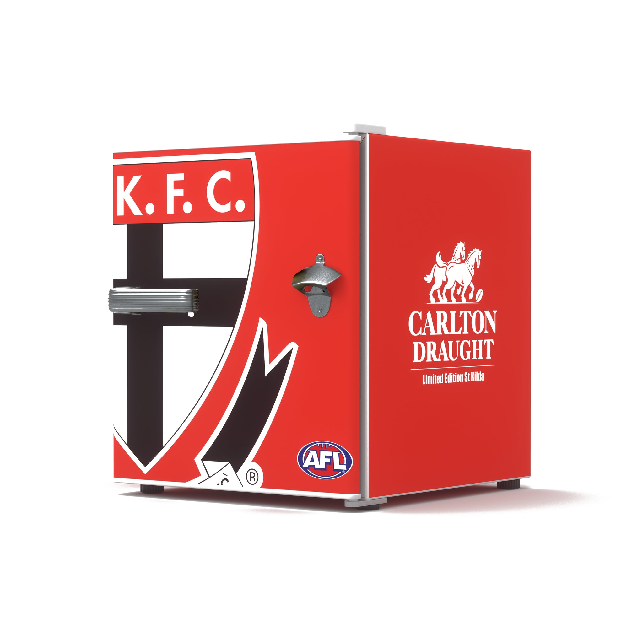 Carlton Draught x St Kilda AFL Bar Fridge