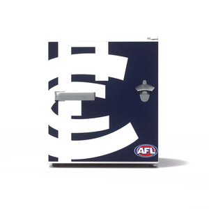 Carlton Draught x Carlton AFL Bar Fridge