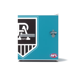 Carlton Draught x Port Adelaide AFL Bar Fridge