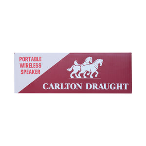 Carlton Draught Vintage Bluetooth Speaker