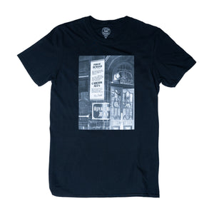 Popular Demand Tee Black