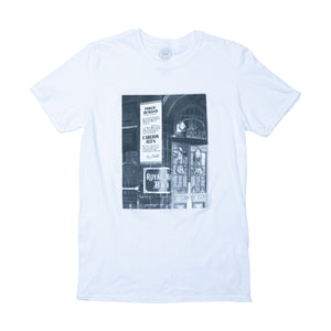 Popular Demand Tee White