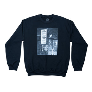 Popular Demand Sweater Black