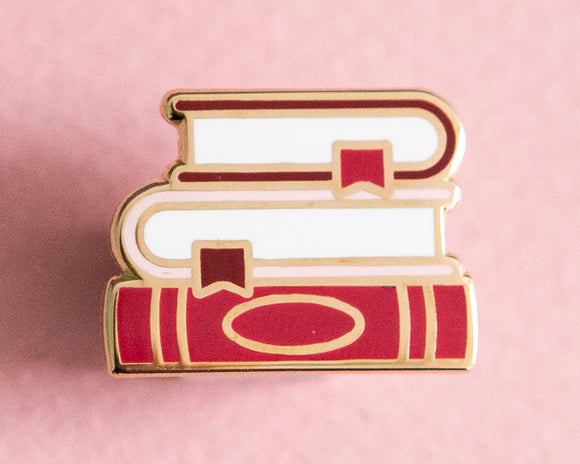 Red & Pink book pin 20-15mm