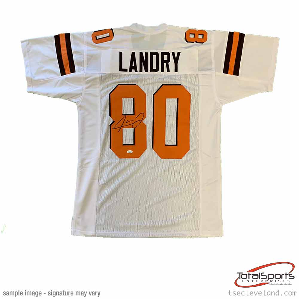 jarvis landry jersey cleveland not autographed