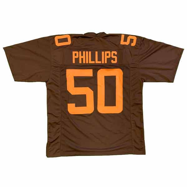 PRE-SALE: Jacob  Phillips Signed Custom Alt Jersey
