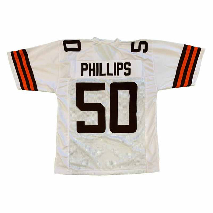 PRE-SALE: Jacob  Phillips Signed Custom White Jersey