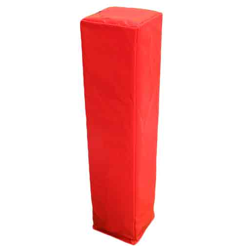 PRE-SALE: Josh Cribbs Signed Replica End Zone Pylon