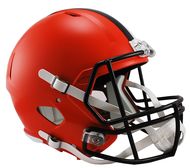 PRE-SALE: Clay Matthews Jr Signed Cleveland Browns Replica Full Size Speed Helmet