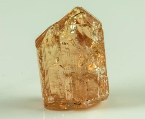 Imperial Topaz Crystal Brazil Natural Twin Crystal 25Mm 7 99Grams