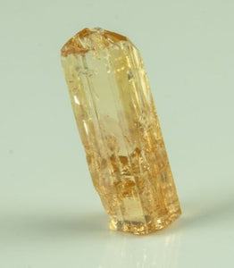 Imperial Topaz Crystal Brazil Natural 28Mm 3 8Grams