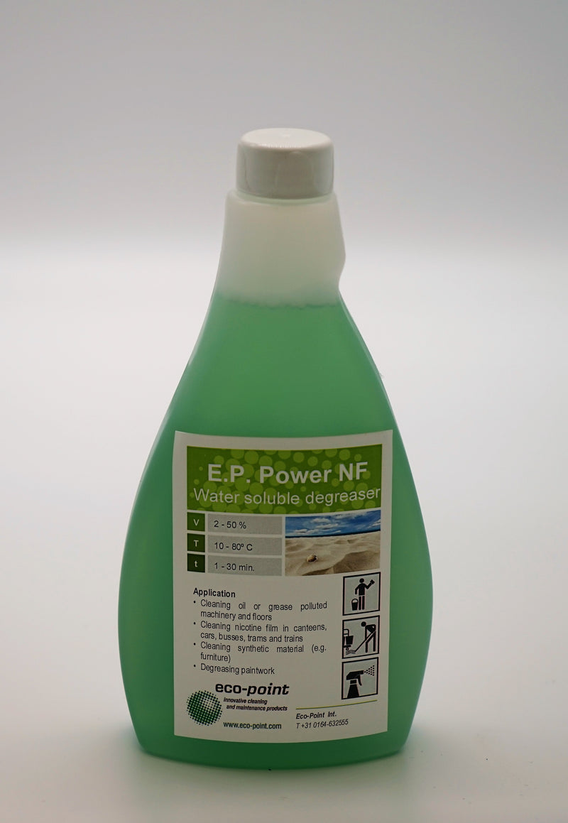 E.P. Power NF (Degreaser/Oils/Nicotine/Ash))