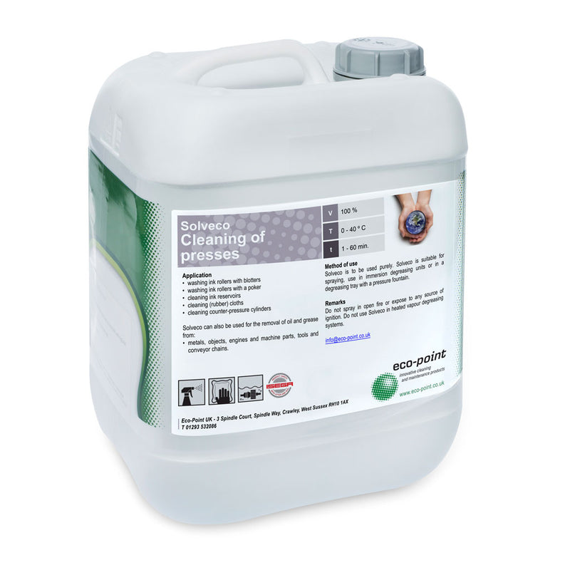 Solveco - Aromatic Free Commercial Cleaner & Degreaser