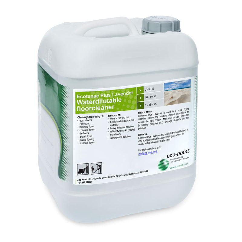 Ecotense Plus Lavender NF (Floor Cleaner)