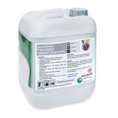 Safeco Fresh - Eco Friendly Commercial Cleaner, Adhesive & Graffiti Remover