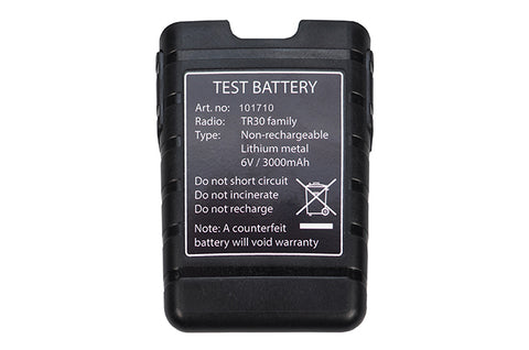 SPARE TR30 TEST BATTERY
