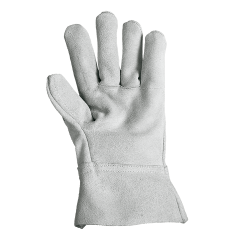 MECHANICAL PROTECTION LEATHER GLOVES - GLOVE SPARTA