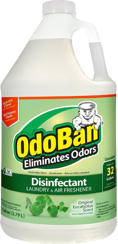 OdoBan - Disinfectant Laundry & Air Freshener, 1 Gallon