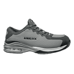 GREY NATURA LOW SHOE