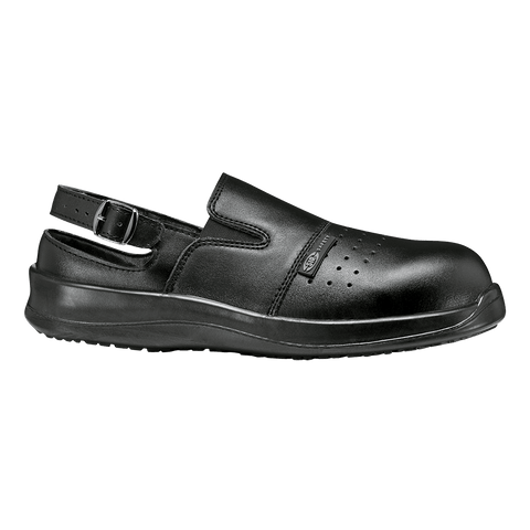 FOBIA SERIES - CLIMA BLACK CLOG - LADIES' VERSION