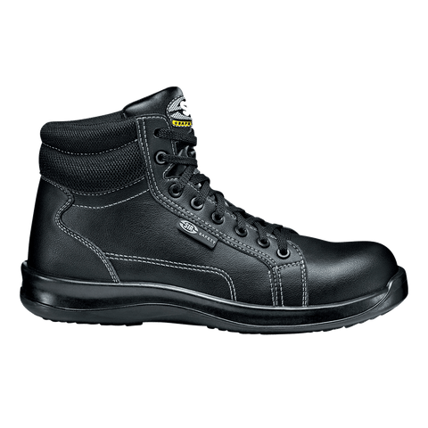 FOBIA SERIES - BLACK FOBIA ANKLE HIGH SHOE
