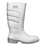 White Series - Polyurethane Boots, Steel Toe