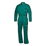 FLAME RETARDANT COVERALL - GREEN