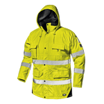 MOTORWAY JACKET YELLOW