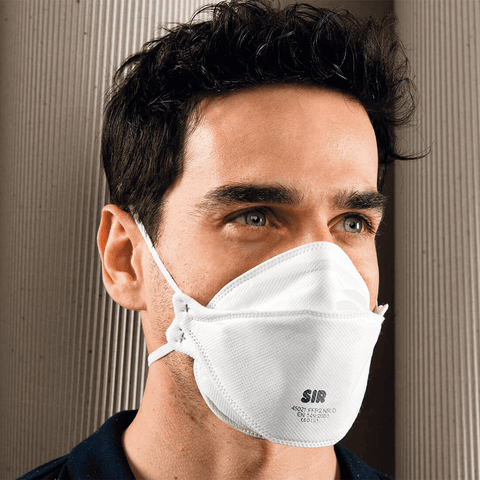High-Efficiency Disposable Foldable Respirator Mask [20pcs]