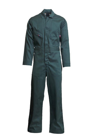 LAPCO FR Deluxe Coverall - 7oz. 100% Cotton Twill (SG)