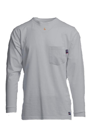 LAPCO FR Pocket T-Shirts | 6oz. 93/7 Knit