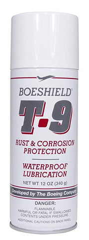 Boeshield T-9 - 12oz. Aerosol Can - Case