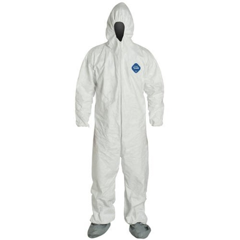 DuPont - Personal Protection Tyvek Coverall, Ea.