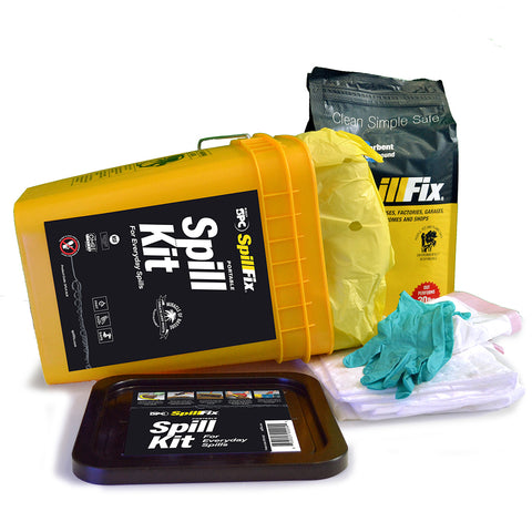 SpillFix Spill Kit – 4Gal Bucket