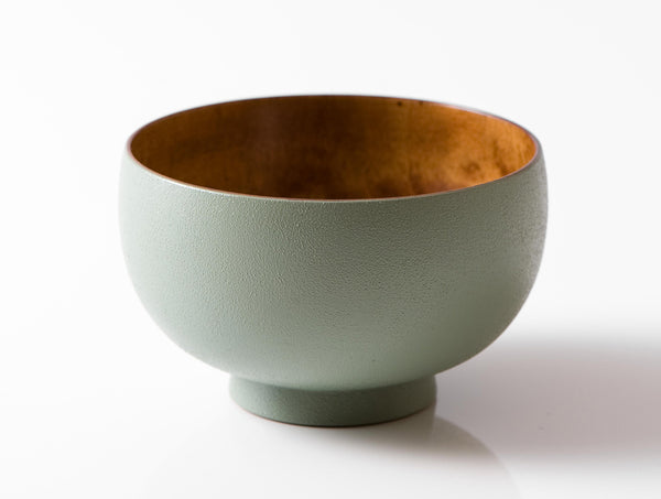 Green Brown Sibo Bowl M