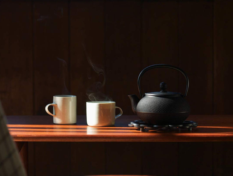 Nami Teapot Golden Black 600ml