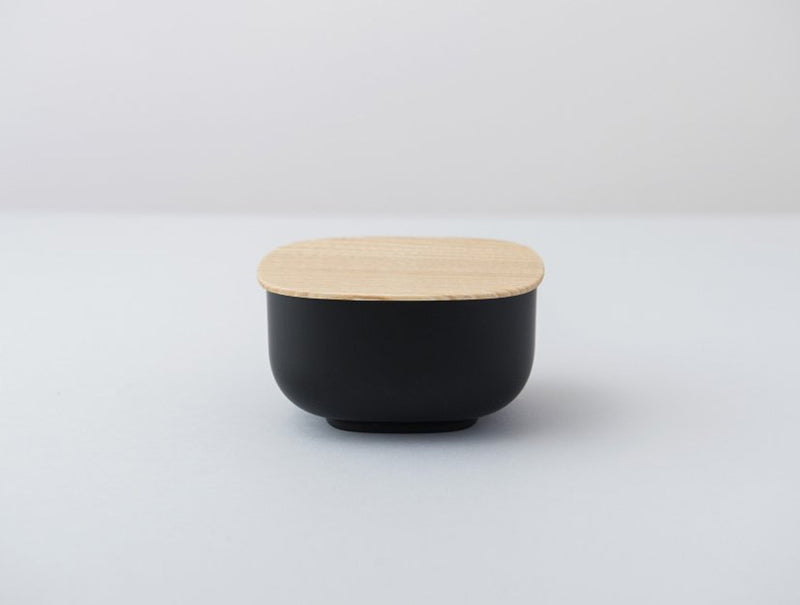 STORE Small Oval/Black