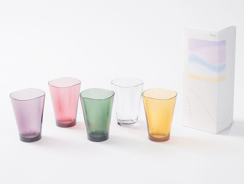 Mixed Colour Tumbler Set M