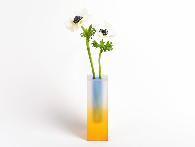 Blurred Mellow Vase