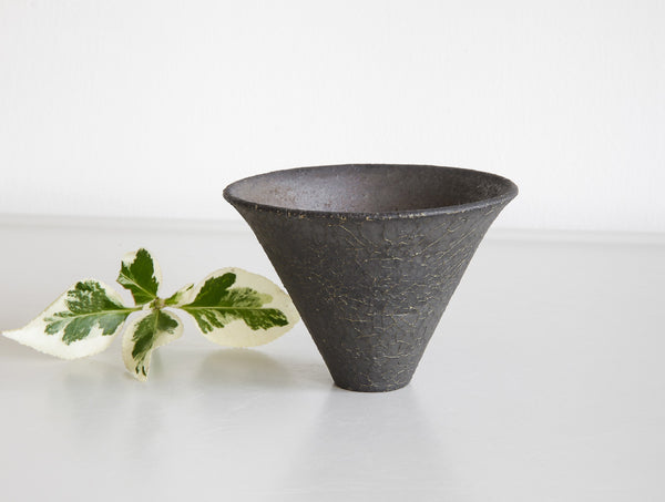 Copper Sake Cup Tall